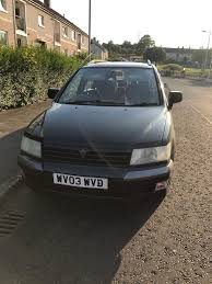 mitsubishi spacewagon mot u0027d may 2018 7 seater in southside