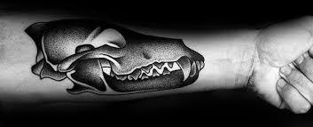 70 bull skull tattoo designs for men western ideas