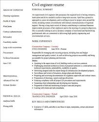 civil engineering resume samples civil engineering resume sample