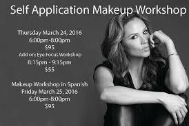 makeup artist workshops san antonio makeup workshops artista
