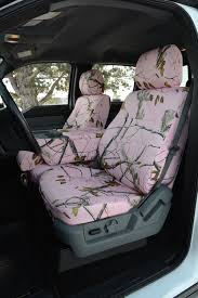 Realtree Bench Seat Covers Realtree Pink Camo Car Seat Covers Velcromag