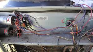 trane condenser fan motor replacement trane xe 1000 parts schematic wiring diagram