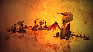 train dragon animated webisode terrible terror