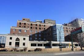 Barnes Jewish Hospital Kingshighway St Louis Mo Jewish Hospital And Schoenberg Pavilion Coming Down U2013 St Louis Patina