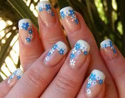 acrylic nail art designs for easter katty nails katty nails