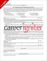 Good Job Objectives For A Resume by Customer Service Supervisor Resume 4 Customer Service