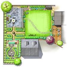 Backyard Blueprints Collection Yard Design Plans Photos Free Home Designs Photos