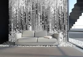 tapeten wohnzimmer modern beeindruckend moderne tapeten fr modern ziakia