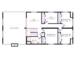 loft style floor plans chalet house plans 7008 lit2 cottage with walkout basement style