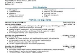 Registered Nurse Resume Example by Registered Nurse Resume Example Pdf Oncology Infusion Nurse Resume