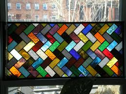 stained glass door patterns lighthouse and boat decorative patterns stained glass decorative