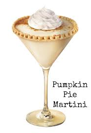 a delicious pumpkin pie martini that s for thanksgiving