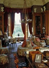 british mansion interior
