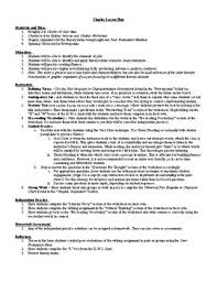 Charles Worksheet Answer Key By Shirley Jackson Lesson Plans Worksheets W Key Lectures