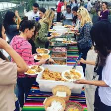 Honest Office Taco Wednesday On The Rooftop The Honest Company Office Photo