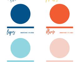 pantone trends 2017 pantone spring 2017 color trends report erika firm nails pinterest