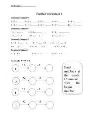 english teaching worksheets maths