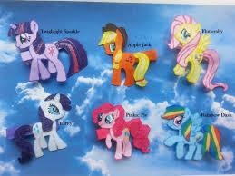 my pony ribbon my pony inspired ribbon sculpture hair clip twilight