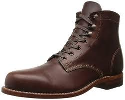 amazon com wolverine 1000 mile men u0027s wolverine 1000 mile boots