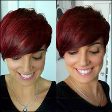 cheveux rouge acajou new hair red hair my fair jenny