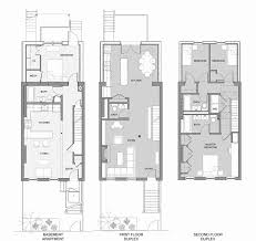 one level house plans with basement house plans with basement apartment fresh ranch style duplex