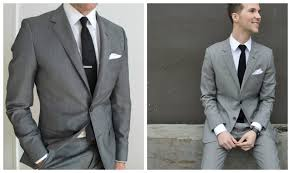 light grey suit combinations picking the right suit colors to go with your skin