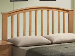 best of king size wood headboard with captivating king size wooden