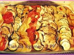 cuisiner pour une personne tian de légumes 2 pp par personne recette pour 6 personnes par