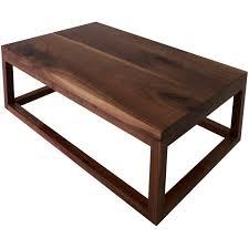 modern walnut coffee table modern walnut coffee table writehookstudio com