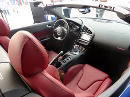 Audi R8 Interior - file the interior of 2012 audi r8 v10 spyder jpg wikimedia commons