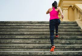 staircase workout for serious fitness gains greatist