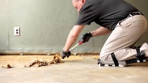Mannington Commercial Flooring Rubber Flooring Installation Mannington Commercial Youtube