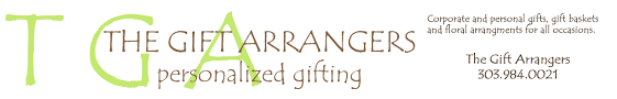 gift baskets denver the gift arrangers colorado s choice for corporate and