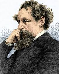 very short biography charles dickens the quivering pen the dark side of dickens
