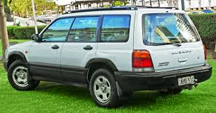 1999 subaru forester information and photos zombiedrive