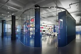 marc by marc jacobs showroom by jaklitsch gardner architects pc