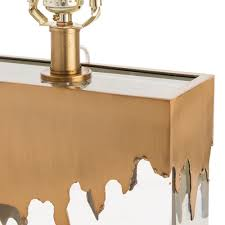 Brass And Crystal Table Lamps The Well Appointed House Luxuries For The Home The Well
