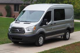van ford transit 2016 ford transit 250 medium roof van review autoguide com news