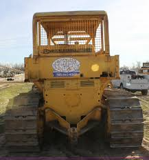 1967 caterpillar d8h dozer item e8259 sold friday decem