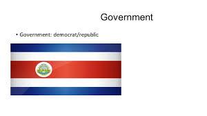 Flag Costa Rica Costa Rica By Shane Stumpf Location Costa Rica Is Located In
