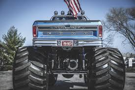 bigfoot monster truck video photos behold bigfoot the original monster truck wsj