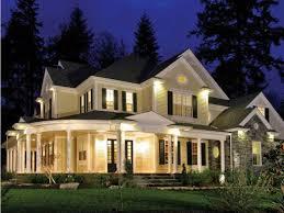 house with porch white farm style house plans with wrap around porch farmhouse
