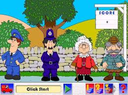 postman pat package fun screenshots windows mobygames