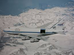 a visit to sofia stratospheric observatory for infrared astronomy
