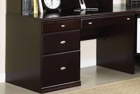 Espresso Office Desk Acme Acme Cape Office Desk In Espresso 92031 Cape Collection 1