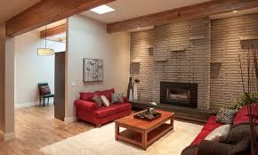 painted brick ideas ideas to redo fireplace brick painted brick