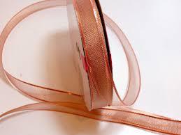 copper ribbon metallic copper ribbon copper ribbon 5 8 inch wide x 50 yards