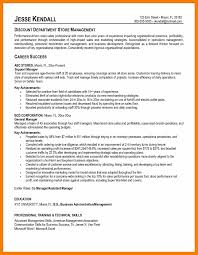 Retail Manager Resume Example by Retail Manager Resume Format Loses Advice Cf