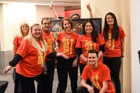 Volunteer Calgary Volunteer for the Calgary Intll Film Festival