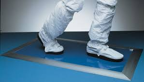 Shoe Mats For Entryway Cleanroom Sticky Mats Tear Off Sticky Film Sheets By Cleanline